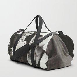 Nuns Smoking Duffle Bag
