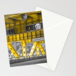 Pittsburgh Pennsylvania Fort Pitt Bridge City Urban Street Photography Stationery Cards
