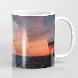 A Sunny Setting Coffee Mug