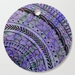 Zentangle Cutting Board