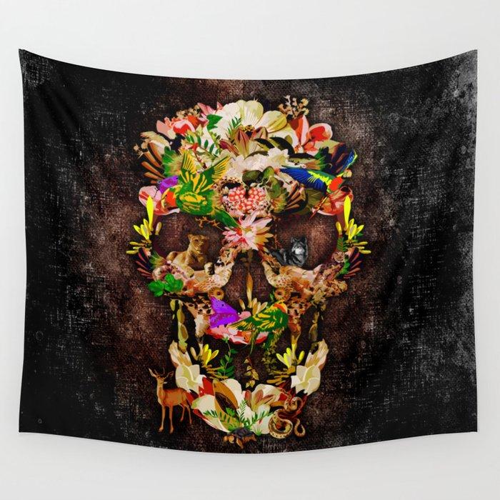 Ipad Animal Pillow : Animal Kingdom Sugar Skull iPhone 4 4s 5 5s 5c 6, ipod, ipad, pillow case and tshirt Wall ...