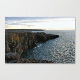 Irish West Coast Canvas Print