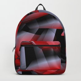 3D abstraction -11- Backpack