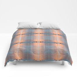 Glimmering Comforters