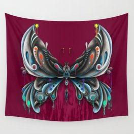 Buterfly Wall Tapestry