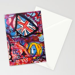 PUNK PUNK PUNK | Basquiat Picasso Kippenberger | 2013 Stationery Cards