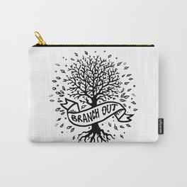 Branch Out Carry-All Pouch