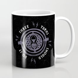 Three Turns Coffee Mug