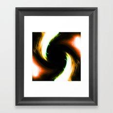 The Surge Framed Art Print