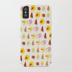 Cake parade Slim Case iPhone X