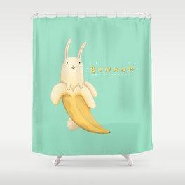 Bunana Shower Curtain