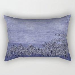 Pen Dusk Rectangular Pillow
