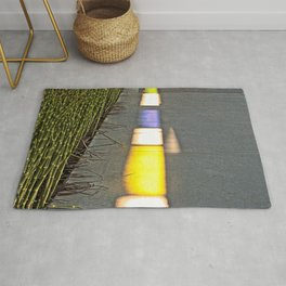 Library Line  Rug