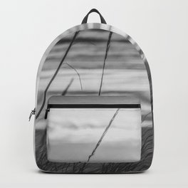 Black and White Ocean Dream Backpack
