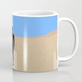 Throat Chakra. Coffee Mug