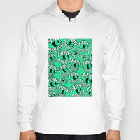 tame impala Hoodies featuring TAME IMPALA EYES2 by Queen Lizard