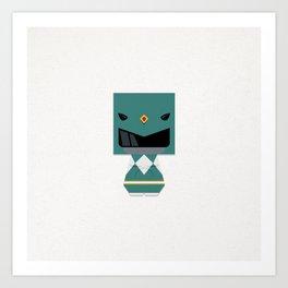 THE GREEN Art Print