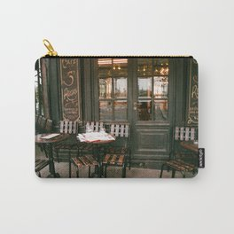 Regis Cafe Carry-All Pouch