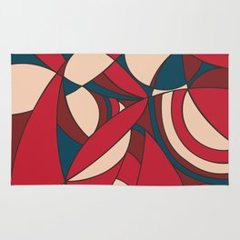 """""""78RPM"""" Jazz Collection Rug"""