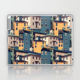 Night Castles (Pattern) Laptop & iPad Skin