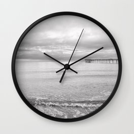Serenity 2 B&W Wall Clock