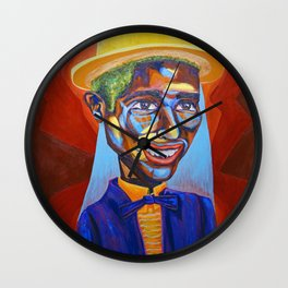 Sir Duke Ellington Wall Clock