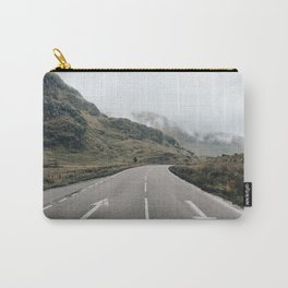 Middle of scottish road Carry-All Pouch