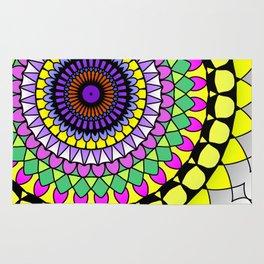 Mandala fun Rug