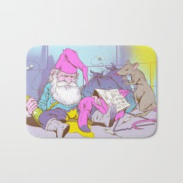 Gnomeless Bath Mat