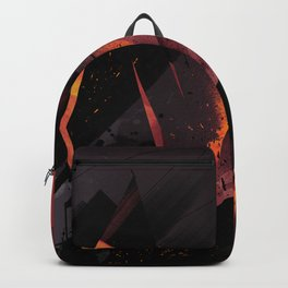 S--Abstract Backpack
