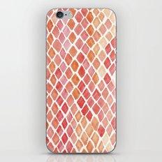 #08. Meghann iPhone & iPod Skin