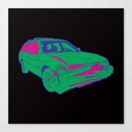 Wrecker Canvas Print