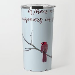 Visitor from Heaven Travel Mug