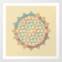 fractal Art Prints featuring Fractal by Zach Terrell