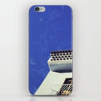 spanish iPhone & iPod Skins featuring Spanish House by Martin Llado
