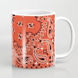 red bandana Coffee Mug