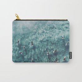 lets surf xx Carry-All Pouch