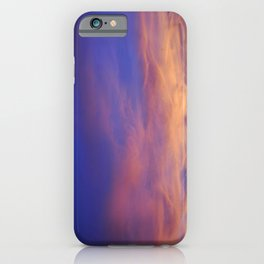 COME AWAY WITH ME - Autumn Sunset #1 #art #society6 iPhone Case
