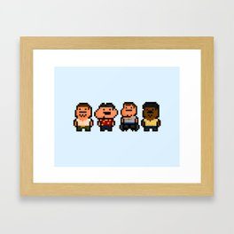 The Guys - Family Guy Framed Art Print