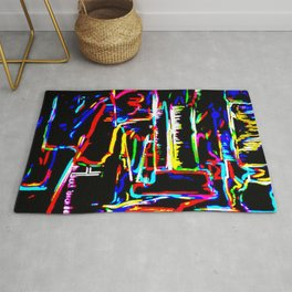 The Wired City Rug