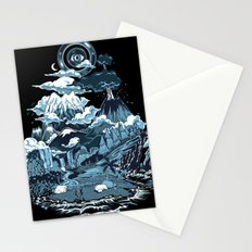 Terra Mikronic Stationery Cards
