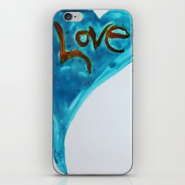 Love duo | Duo d'amour iPhone Skin