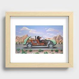 Road Trip Recessed Framed Print
