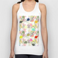 sport Tank Tops featuring Graphic sport by Susiprint