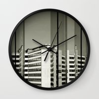 the office Wall Clocks featuring Office patterns... by belkat