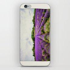 Lavender Fields. iPhone & iPod Skin
