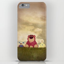The Tragedy of Lotso iPhone Case