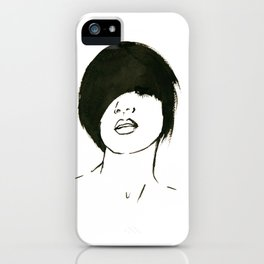 'Bob' Illustration iPhone Case