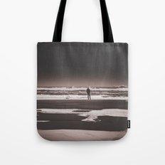 Ocean Beach Wanderlust - Deep Sea Meditation in Oregon Tote Bag
