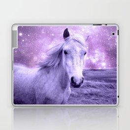 Lavender Horse Celestial Dreams Laptop & iPad Skin